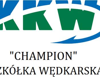 """Plan pracy Szkółki Wędkarskiej """"CHAMPION"""" przy KKW – 125"""