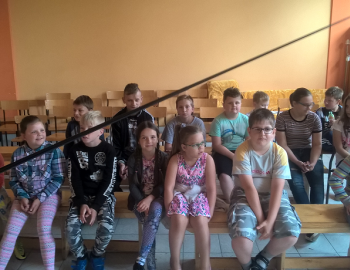 """II Spotkanie Szkółki Wędkarskiej """"Champion"""" Odbyło się w dniu 26.06.2017."""